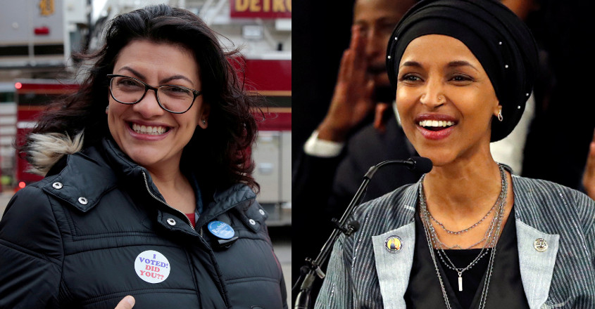 A first in US polls: 2 Muslim  women, gay governor elected