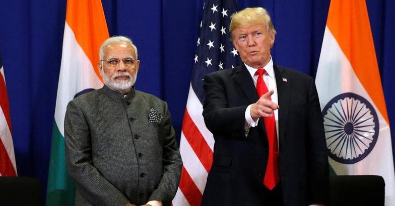 Trump, Modi discuss Maldives crisis over phone: White House