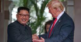 History repeats itself at historic Trump-Kim summit