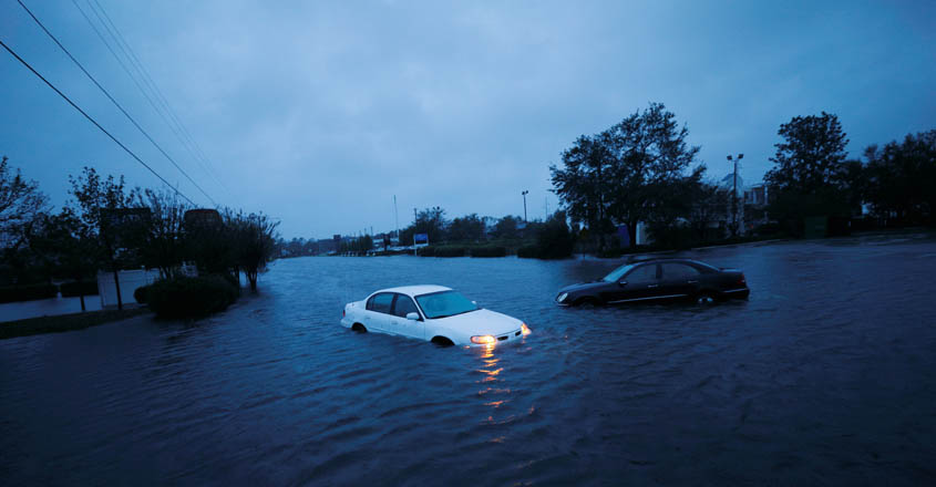 Insurance claim will be tough for water damage to your car