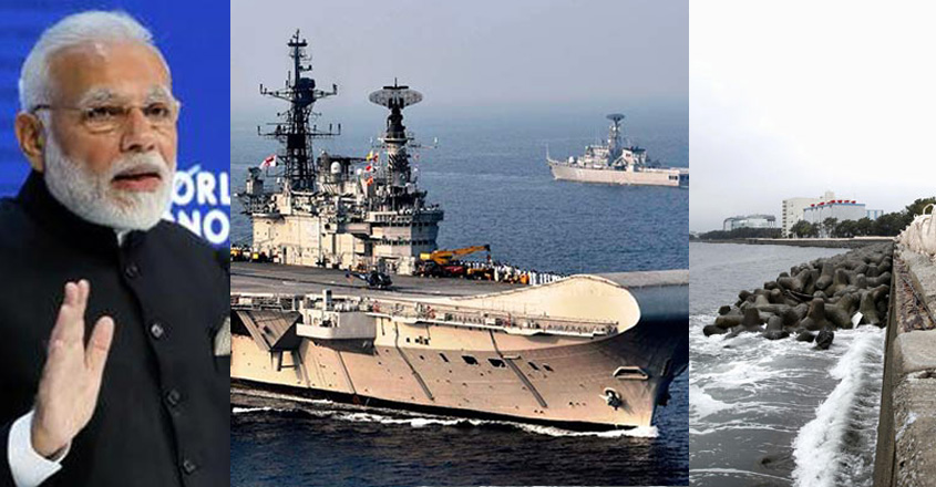 Typhoon Hagibis: Modi condoles loss of lives in Japan, enlists Indian Navy to assist