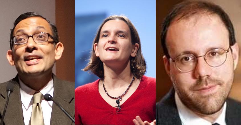 Indian-American Abhijit Banerjee, Esther Duflo, Michael Kremer win Economic Nobel