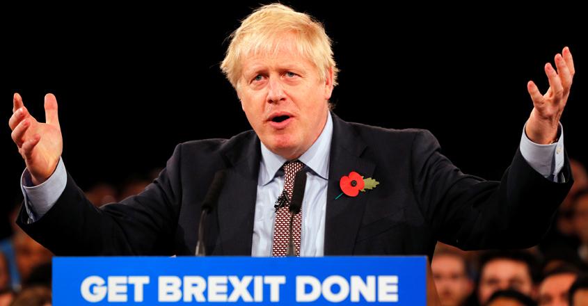 BRITAIN-ELECTION-JOHNSON