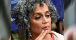 Arundhati Roy says her new book comes from companionship