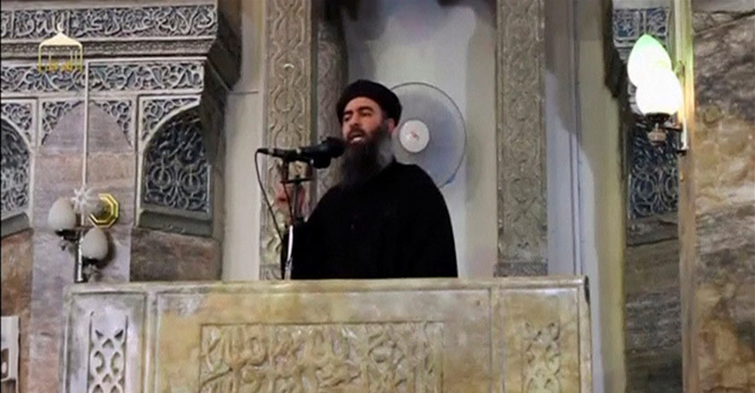 Islamic State airs video purporting to be leader al-Baghdadi, cites Sri Lanka attacks
