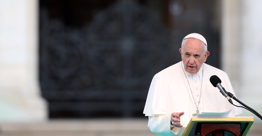 Market capitalism has failed in pandemic, needs reform, urges Pope Francis