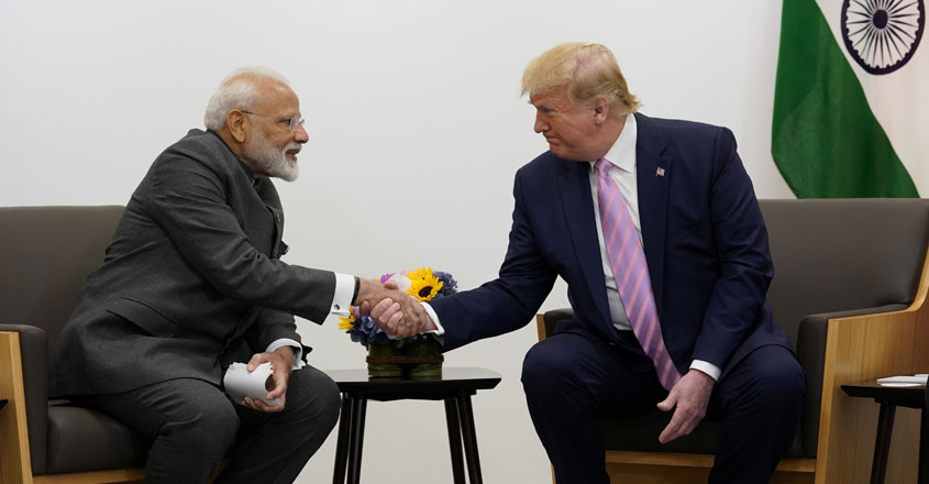 PM Modi did not ask Trump to mediate on Kashmir: India rejects US president's claim