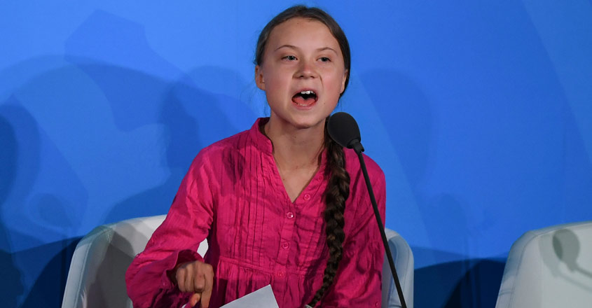 'How dare you?' Greta Thunberg asks world leaders at UN