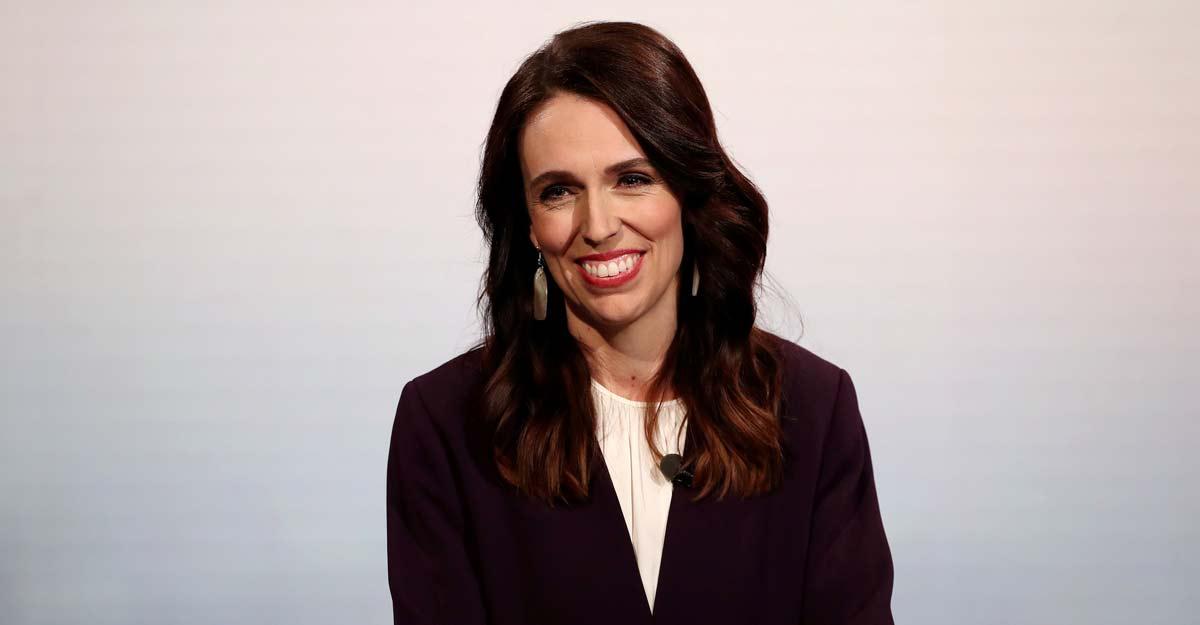 Ardern wins landslide re-election in New Zealand vote