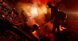 California wildfires threaten towns, wineries ahead of dangerous weekend