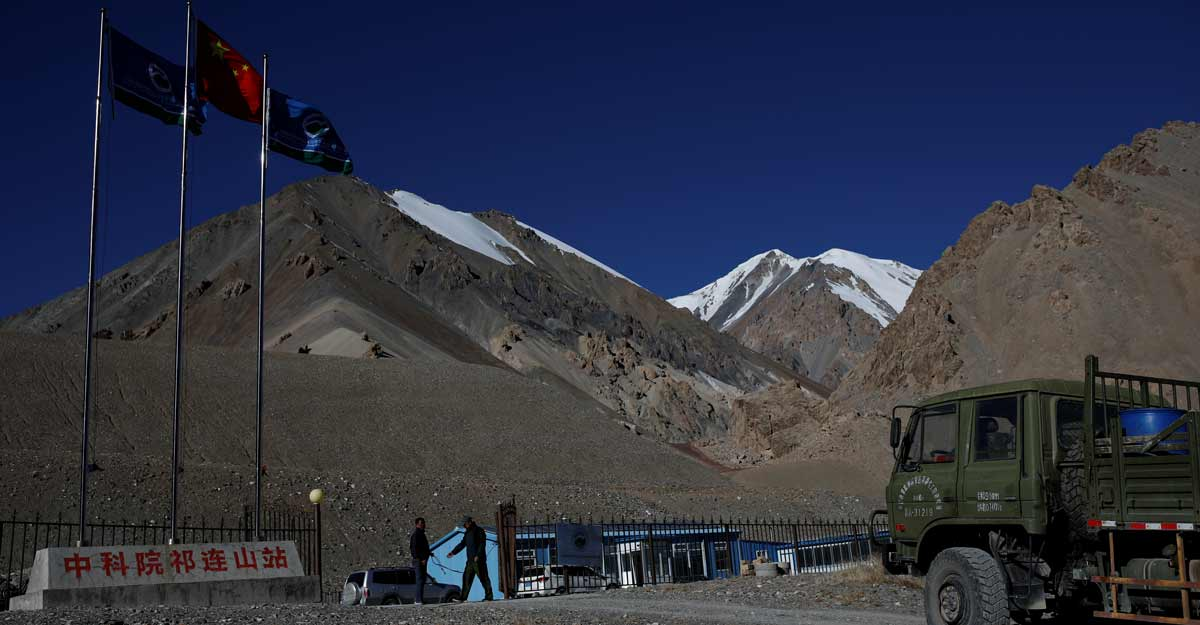 Scientists watch as China remote glaciers melt at 'shocking' pace