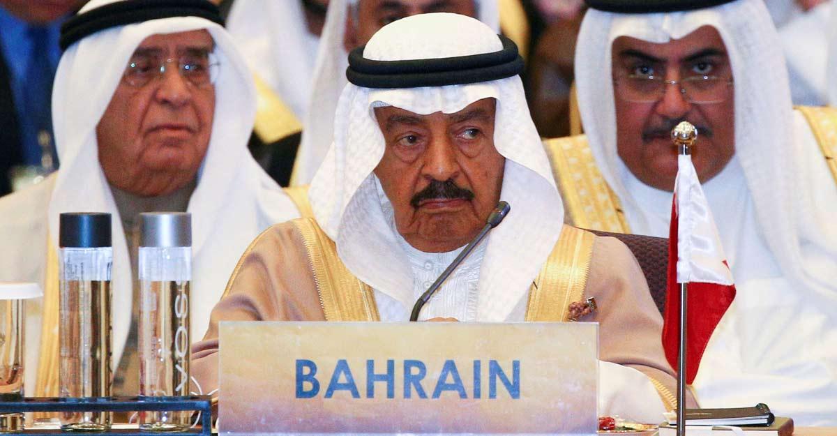 Bahrain's Prince Khalifa, world's longest-serving PM, passes away