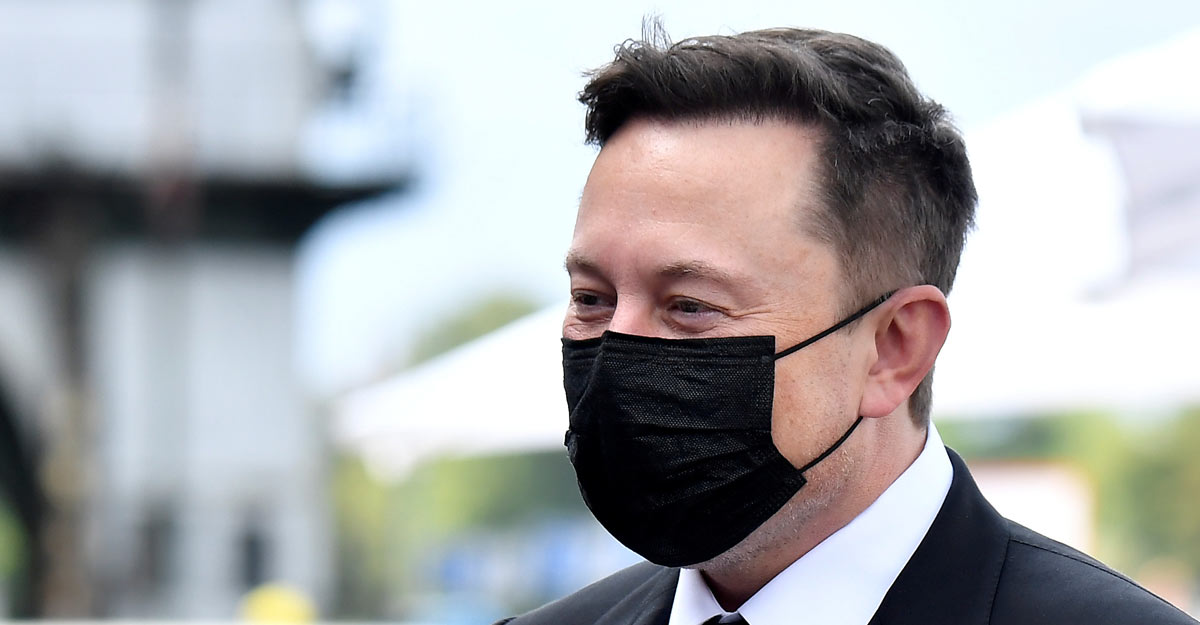Elon Musk says 'most likely' has a moderate case of COVID-19
