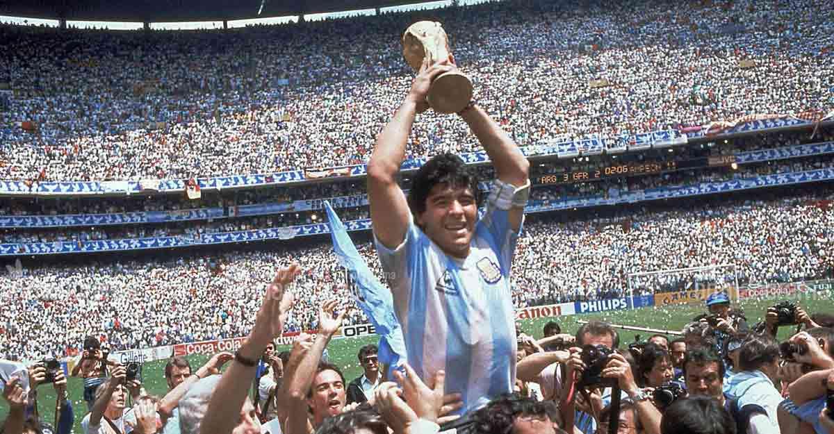Column | Maradona - wizard's roller-coaster journey comes to an end