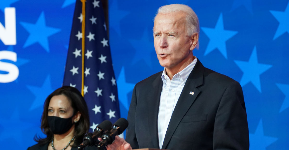 A longtime fixture in US politics, Biden finally wins elusive prize