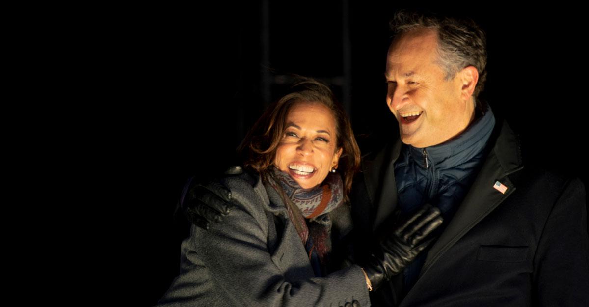 Kamala Harris' husband Douglas Emhoff will be America's first 'Second Gentleman'