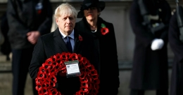 Boris Johnson pays tribute to British Indian Army of Second World War