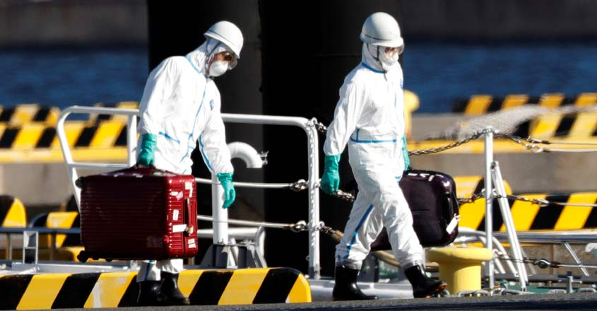 Coronavirus toll nears 500 in China; cruise ship quarantined in Japan after 10 tested positive