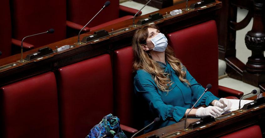 COVID-19: Global lockdown tightens as virus deaths mount