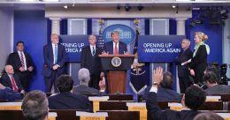 Trump OKs bill to punish China over ethnic crackdown
