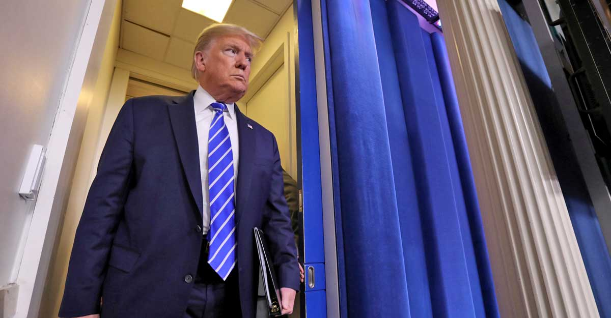Indian Americans would be voting for me, says Trump