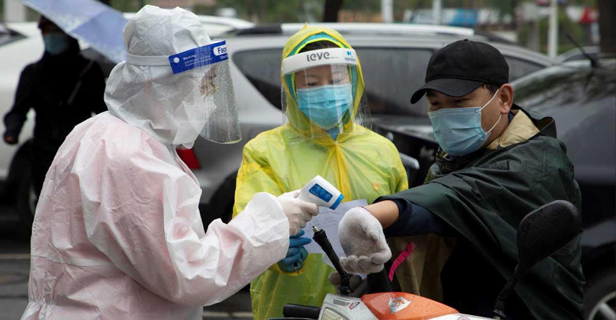New coronavirus cases drop to zero in China but surge in Latin America