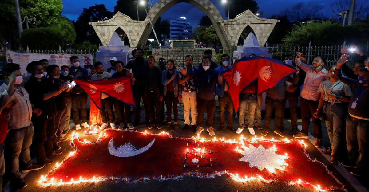 Nepal's Parliament unanimously passes bill to redraw map incorporating 3 Indian areas