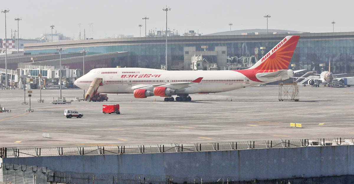 US accuses India of unfair practices on charter flights