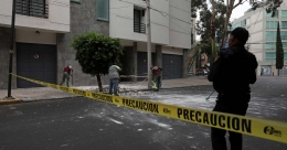 Powerful earthquake shakes southern Mexico, five dead