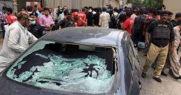 Gunmen attack Pakistan Stock Exchange; 11 killed, hostage situation foiled