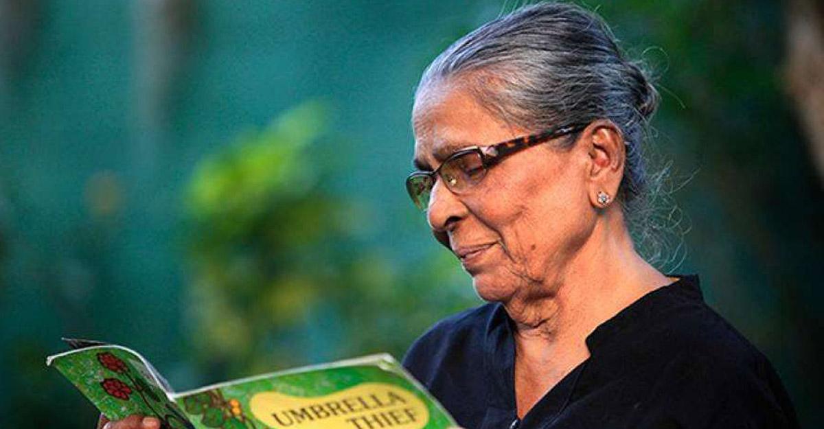 Renowned Sri Lankan writer Sybil Wettasinghe passes away