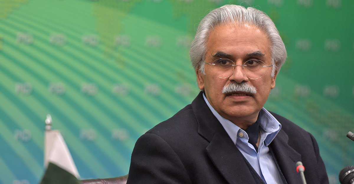 After Foreign Minister Qureshi, Pak health minister tests positive for COVID-19