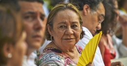 Remembering Mercedes Barcha, partner and muse of Gabriel Garcia Marquez