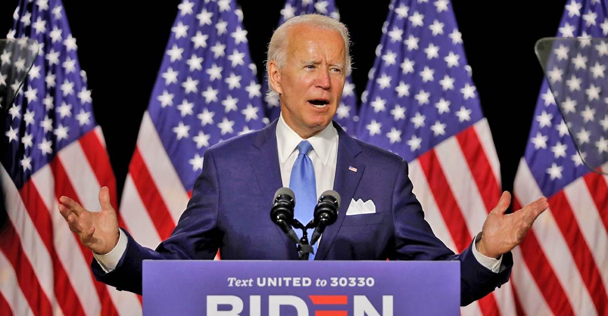 Biden's winning strategy: Flip Rust Belt Trump states and hold on tight