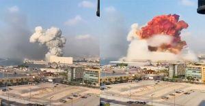 Massive explosion rocks Lebanon's capital Beirut