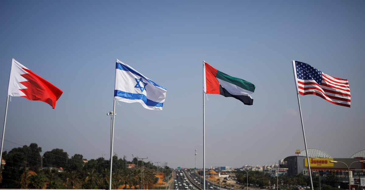 UAE and Bahrain sign US-brokered deals with Israel, breaking longtime taboo