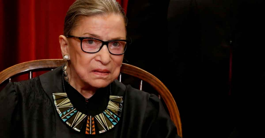US Supreme Court Justice Ginsburg dies at 87; succession battle looms