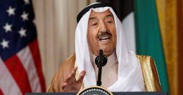 Kuwait's ruler Emir Sheikh Sabah passes away