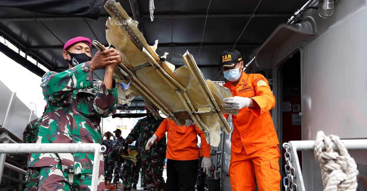 Why is Indonesia prone to plane crashes? Explainer