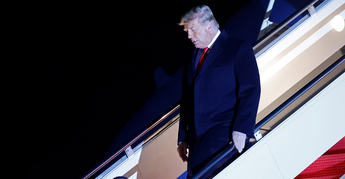 Trump impeachment trial in Senate to begin on Feb 8