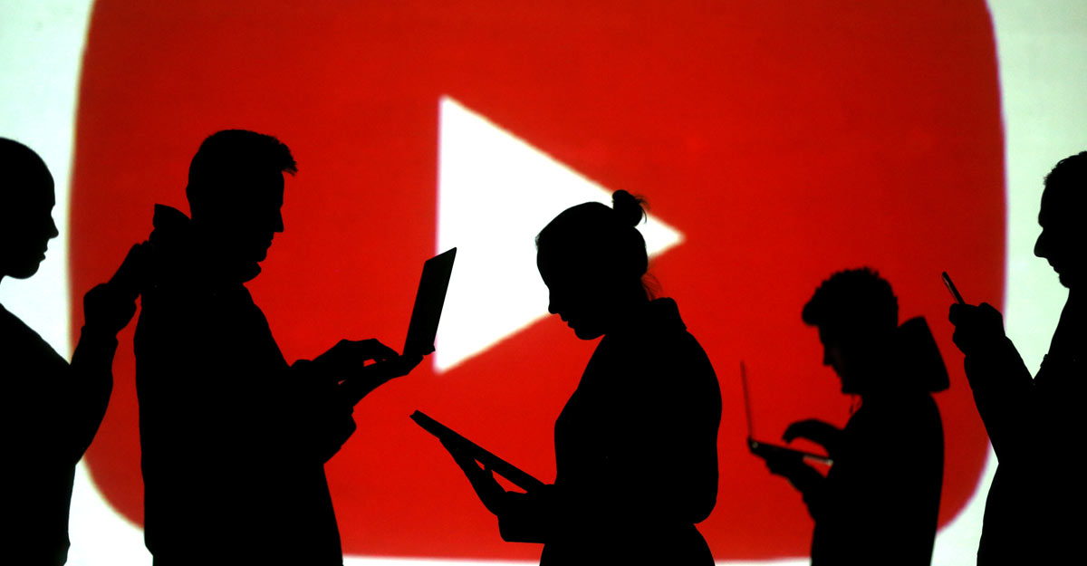 YouTube suspends Trump's channel after violating policy on inciting violence