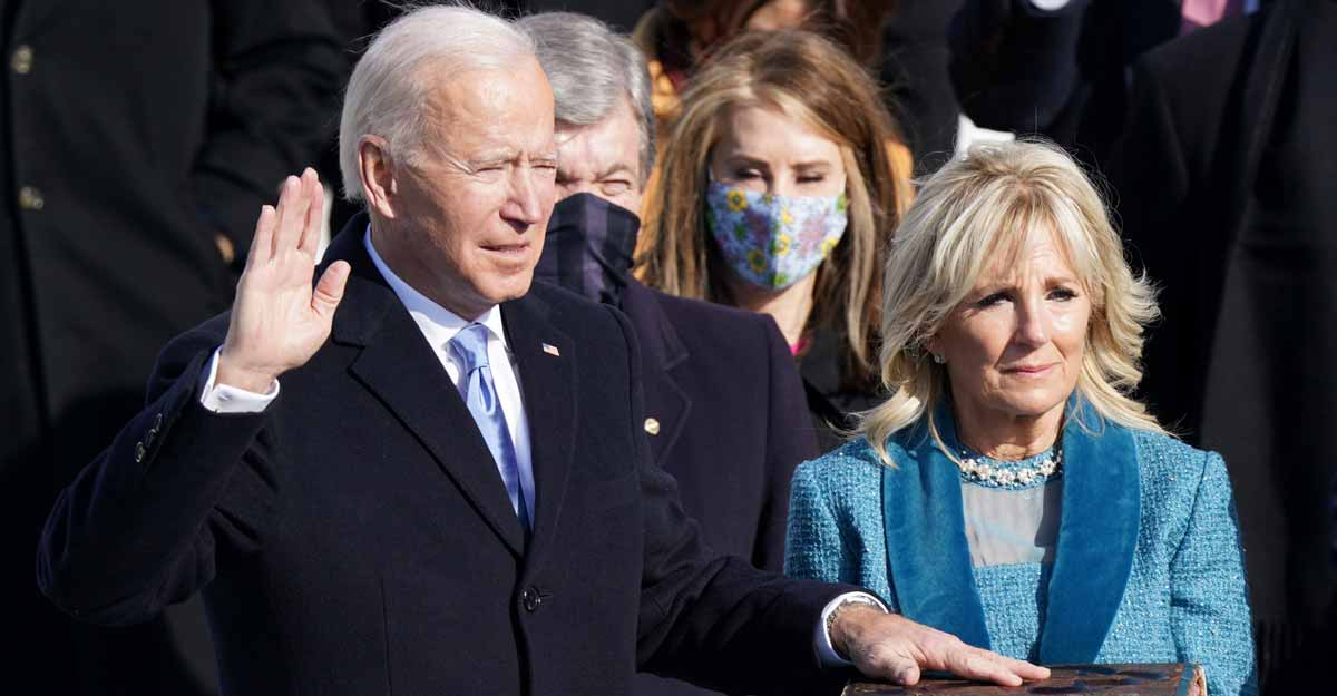 Biden sworn in as 46th US president, takes helm of deeply divided nation