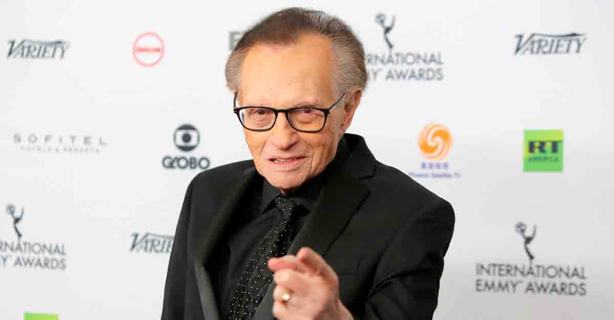 US television personality Larry King dies at 87