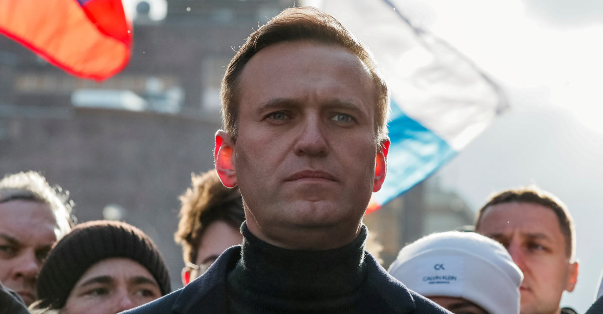 Who is Kremlin critic Alexei Navalny?