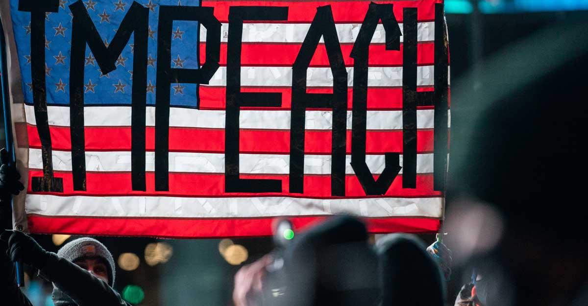 House Democrats introduce impeachment resolution against Trump