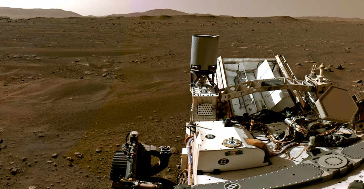 'Stuff of our dreams': NASA releases first audio from Mars, video of landing on red planet