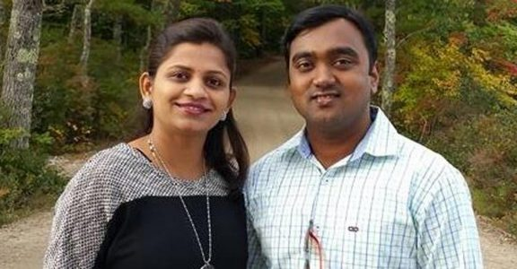 Indian couple found dead in US after four-year-old girl seen crying