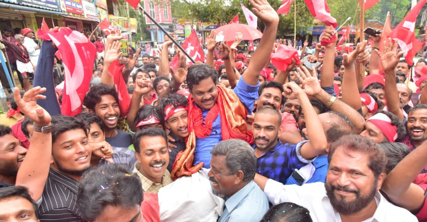 Janeesh Kumar poised to wrest Konni from UDF