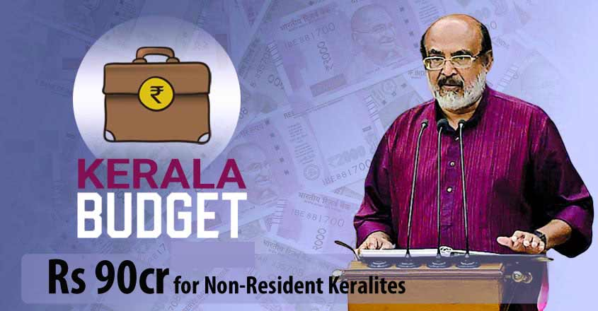Kerala budget 2020: Rs 90 crores for Non-Resident Keralites