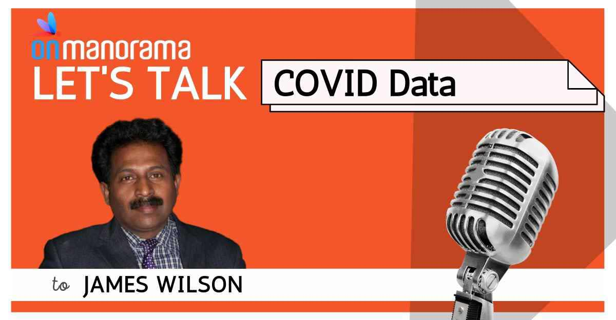 Let's Talk podcast: India's top data mining expert James Wilson on his COVID-19 analysis